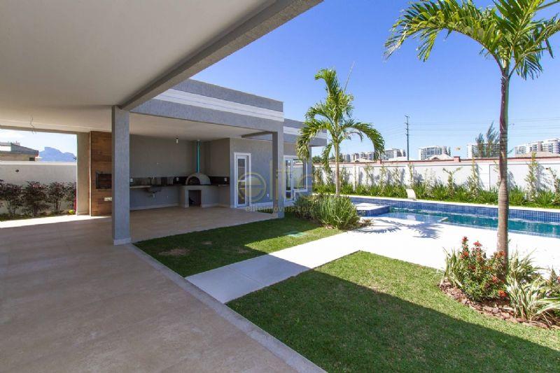 FOTO5 - Casa À Venda no Condomínio Alphaville - Barra da Tijuca - Rio de Janeiro - RJ - CA0148 - 6