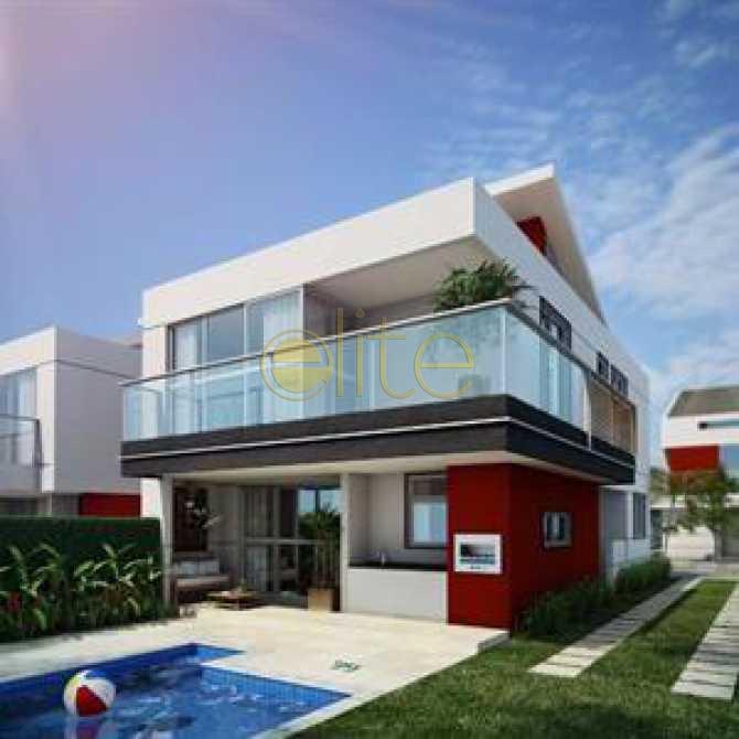 649525105452152 - Casa em Condomínio Concetto Nero, Rua José Mindlin,Recreio dos Bandeirantes, Rio de Janeiro, RJ À Venda, 5 Quartos, 292m² - EBCN50097 - 1