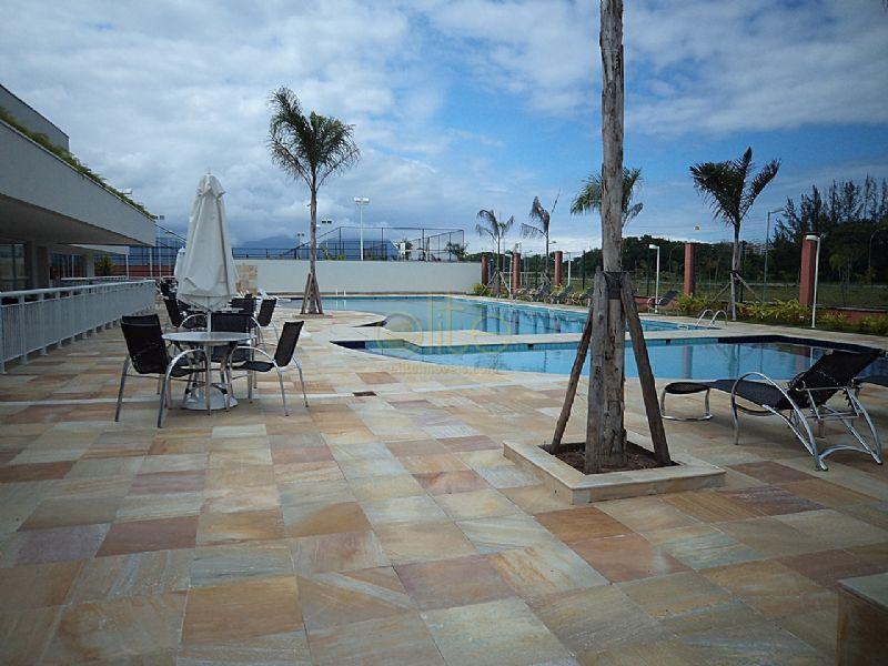 FOTO2 - Terreno Condomínio Alphaville, Rua Jorge Curi,Barra da Tijuca, Rio de Janeiro, RJ À Venda, 901m² - 80047 - 1