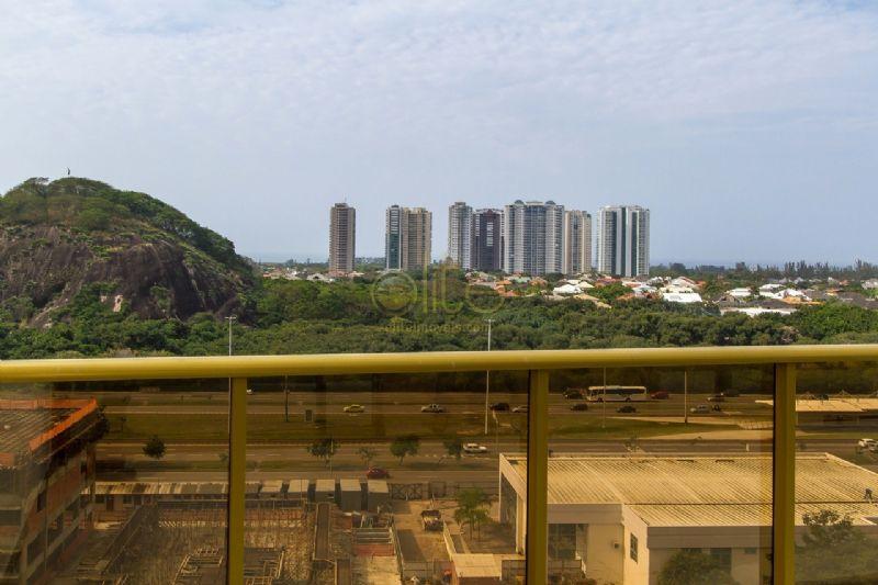 FOTO3 - Cobertura À Venda no Condomínio Blue - Barra da Tijuca - Rio de Janeiro - RJ - 60100 - 4