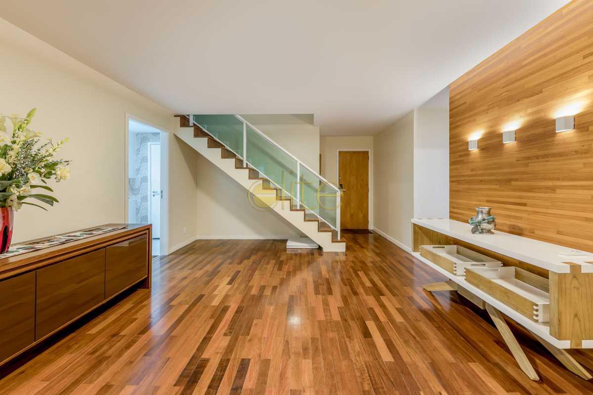 3 - LivingRoom-Entrada - Cobertura Condomínio Península - Green Star, Barra da Tijuca, Barra da Tijuca,Rio de Janeiro, RJ Para Venda e Aluguel, 4 Quartos, 333m² - CO0008 - 4
