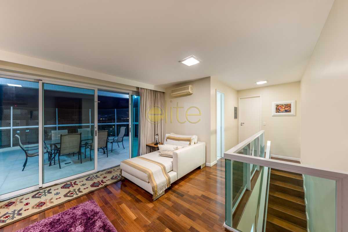 8 - LivingRoom-Varandao-2oAnda - Cobertura Condomínio Península - Green Star, Barra da Tijuca, Barra da Tijuca,Rio de Janeiro, RJ Para Venda e Aluguel, 4 Quartos, 333m² - CO0008 - 9