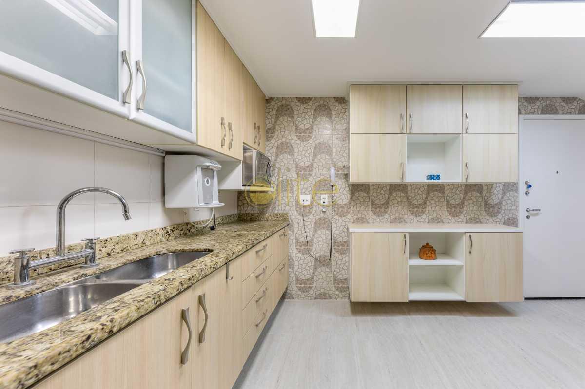 17 - Cozinha-Copa-Entrada - Cobertura Condomínio Península - Green Star, Barra da Tijuca, Barra da Tijuca,Rio de Janeiro, RJ Para Venda e Aluguel, 4 Quartos, 333m² - CO0008 - 18