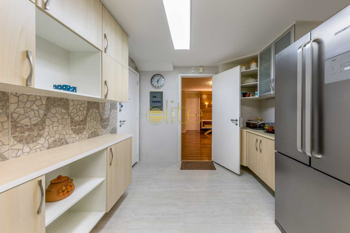 18 - Cozinha-LivingRoom - Cobertura Condomínio Península - Green Star, Barra da Tijuca, Barra da Tijuca,Rio de Janeiro, RJ Para Venda e Aluguel, 4 Quartos, 333m² - CO0008 - 19
