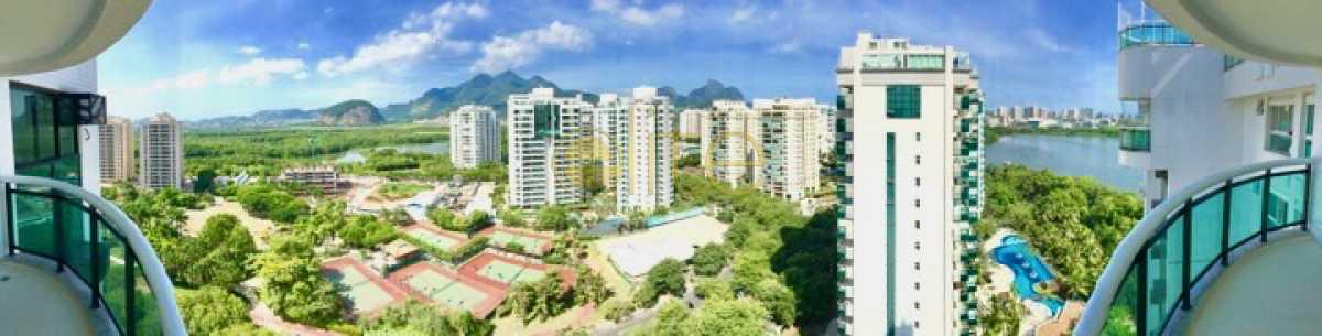 30 - 01Andar-Vista-LivingVaran - Cobertura Condomínio Península - Green Star, Barra da Tijuca, Barra da Tijuca,Rio de Janeiro, RJ Para Venda e Aluguel, 4 Quartos, 333m² - CO0008 - 31