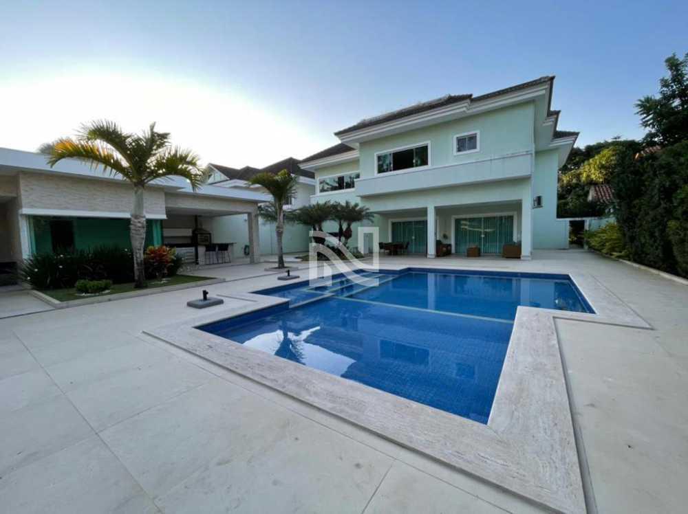 01 - Casa 5 quartos à venda Barra da Tijuca, Rio de Janeiro - R$ 10.000.000 - MR50467 - 1