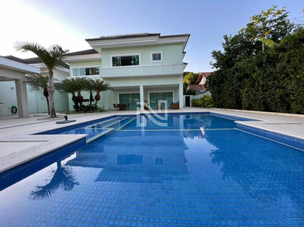 19 - Casa 5 quartos à venda Barra da Tijuca, Rio de Janeiro - R$ 10.000.000 - MR50467 - 20