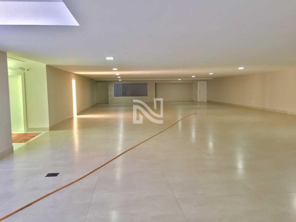 SUBSOLO - Casa À Venda no Condomínio MALIBU - Barra da Tijuca - Rio de Janeiro - RJ - MR50726 - 24