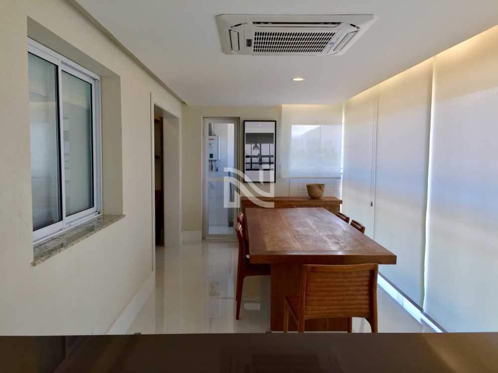 VARANDAO GOURMET 2 - Apartamento Condomínio ALPHAGREEN , Barra da Tijuca, Rio de Janeiro, RJ À Venda, 3 Quartos, 122m² - SVAP30001 - 6