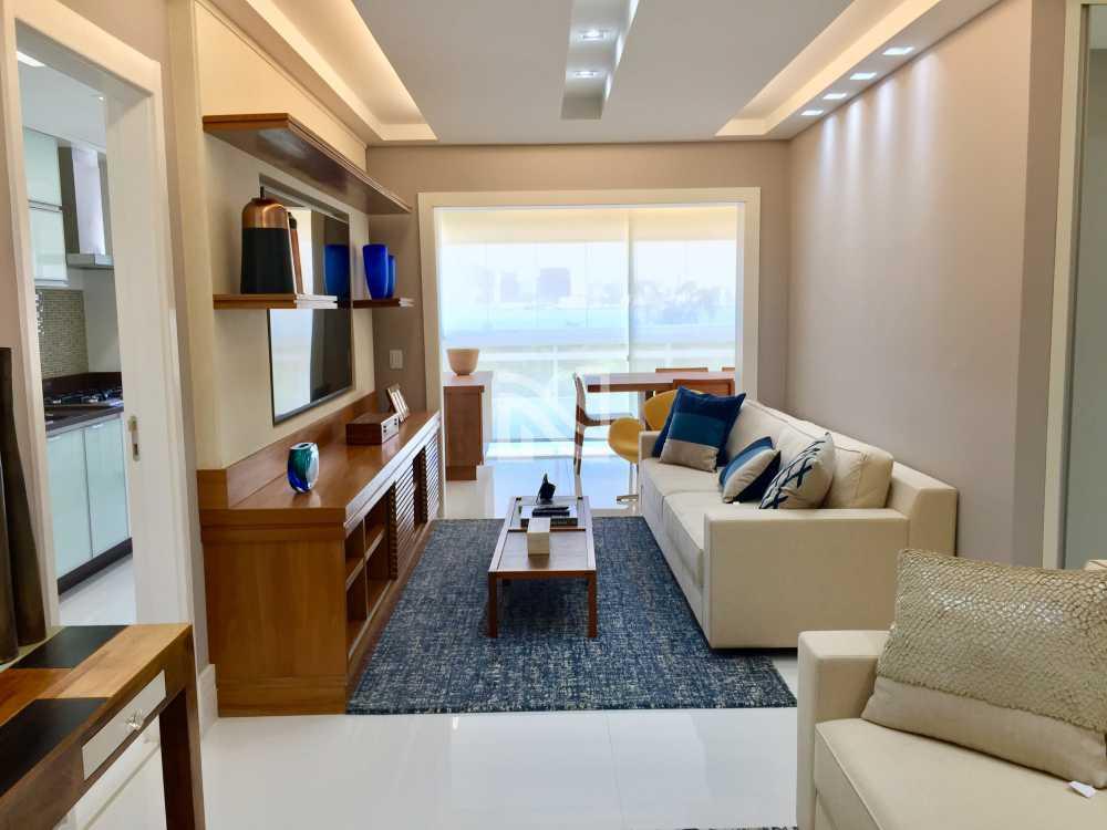 SALA 01 - Apartamento Condomínio ALPHAGREEN , Barra da Tijuca, Rio de Janeiro, RJ À Venda, 3 Quartos, 122m² - SVAP30001 - 7