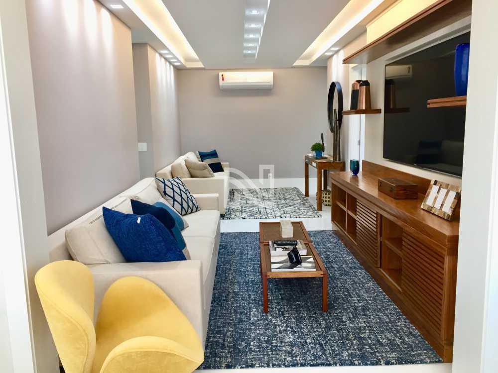 SALA 03 - Apartamento Condomínio ALPHAGREEN , Barra da Tijuca, Rio de Janeiro, RJ À Venda, 3 Quartos, 122m² - SVAP30001 - 9