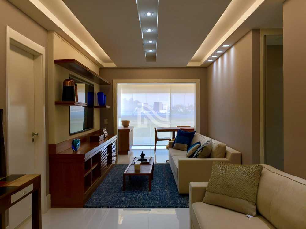 SALA 06 - Apartamento Condomínio ALPHAGREEN , Barra da Tijuca, Rio de Janeiro, RJ À Venda, 3 Quartos, 122m² - SVAP30001 - 12