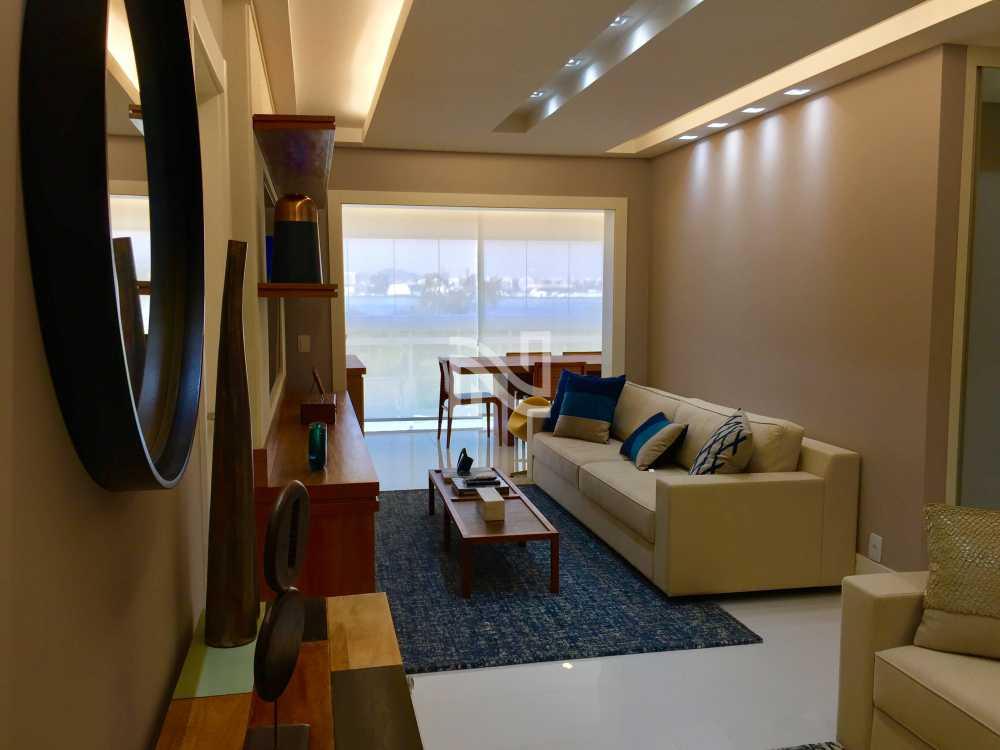 SALA 07 - Apartamento Condomínio ALPHAGREEN , Barra da Tijuca, Rio de Janeiro, RJ À Venda, 3 Quartos, 122m² - SVAP30001 - 13