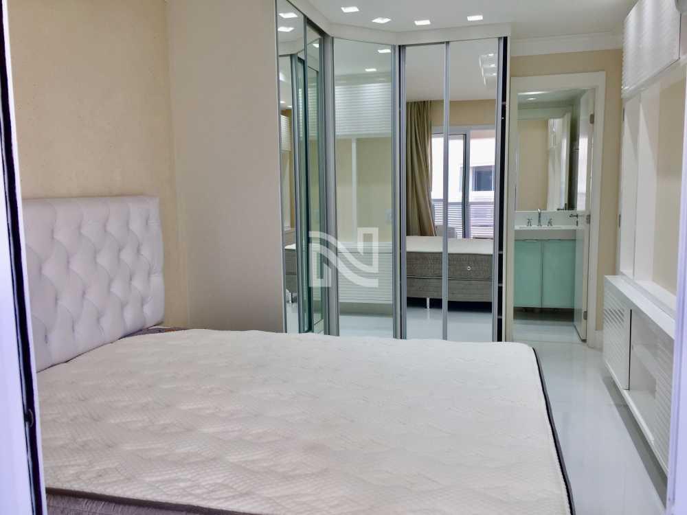 STE MASTER OUTRO ÂNGULO - Apartamento Condomínio ALPHAGREEN , Barra da Tijuca, Rio de Janeiro, RJ À Venda, 3 Quartos, 122m² - SVAP30001 - 19