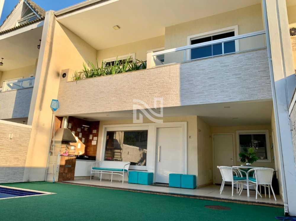 03 - Casa em Condomínio 4 quartos à venda Recreio dos Bandeirantes, Rio de Janeiro - R$ 1.450.000 - SVCN40003 - 4