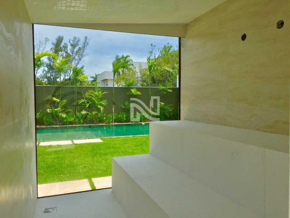 SAUNA - Casa em Condomínio 5 quartos à venda Barra da Tijuca, Rio de Janeiro - R$ 15.900.000 - SVCN50050 - 25