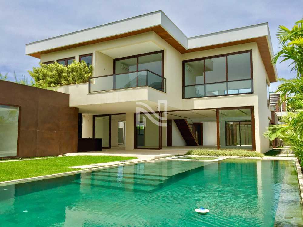 PRINCIPAL - Casa em Condomínio 5 quartos à venda Barra da Tijuca, Rio de Janeiro - R$ 15.900.000 - SVCN50050 - 1