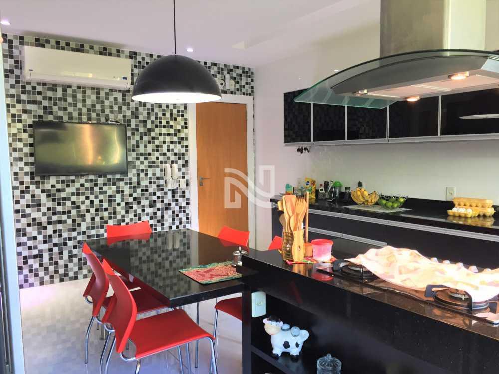 COZINHA PLANEJADA 02 - Casa À Venda no Condomínio SANTA MÔNICA JARDINS - Barra da Tijuca - Rio de Janeiro - RJ - SVCN50054 - 10