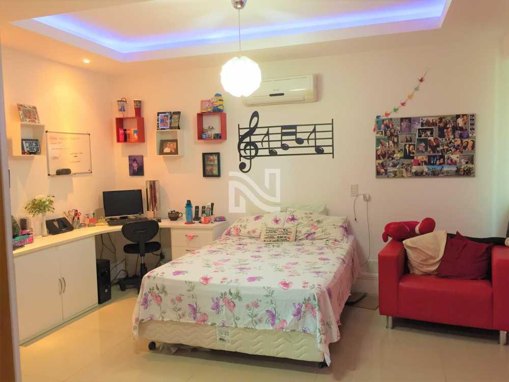 STE 03 - Casa À Venda no Condomínio SANTA MÔNICA JARDINS - Barra da Tijuca - Rio de Janeiro - RJ - SVCN50054 - 22