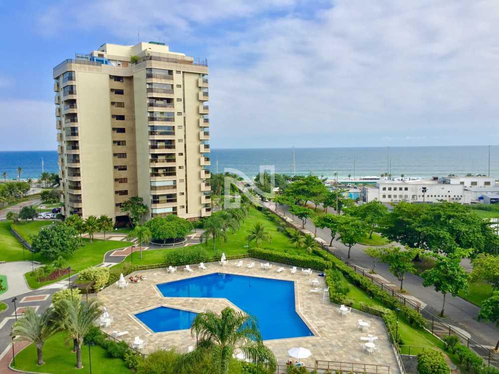 PRINCIPAL - Apartamento À Venda no Condomínio GOLDEN GREEN - Barra da Tijuca - Rio de Janeiro - RJ - SVAP40077 - 1