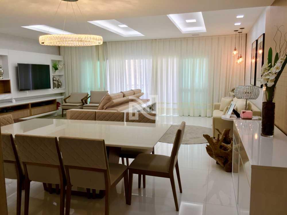 SALÃO 01 - Apartamento À Venda no Condomínio GOLDEN GREEN - Barra da Tijuca - Rio de Janeiro - RJ - SVAP40077 - 8