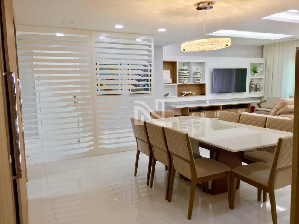 SALÃO 02 - Apartamento À Venda no Condomínio GOLDEN GREEN - Barra da Tijuca - Rio de Janeiro - RJ - SVAP40077 - 9
