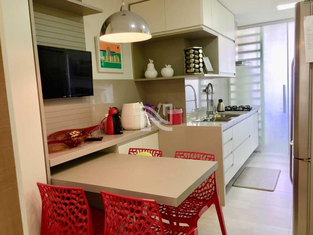 COPACOZINHA PLANEJADA - Apartamento À Venda no Condomínio GOLDEN GREEN - Barra da Tijuca - Rio de Janeiro - RJ - SVAP40077 - 20