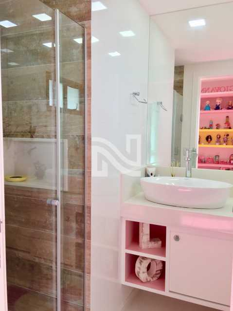 BH STE 02 - Apartamento À Venda no Condomínio GOLDEN GREEN - Barra da Tijuca - Rio de Janeiro - RJ - SVAP40077 - 28
