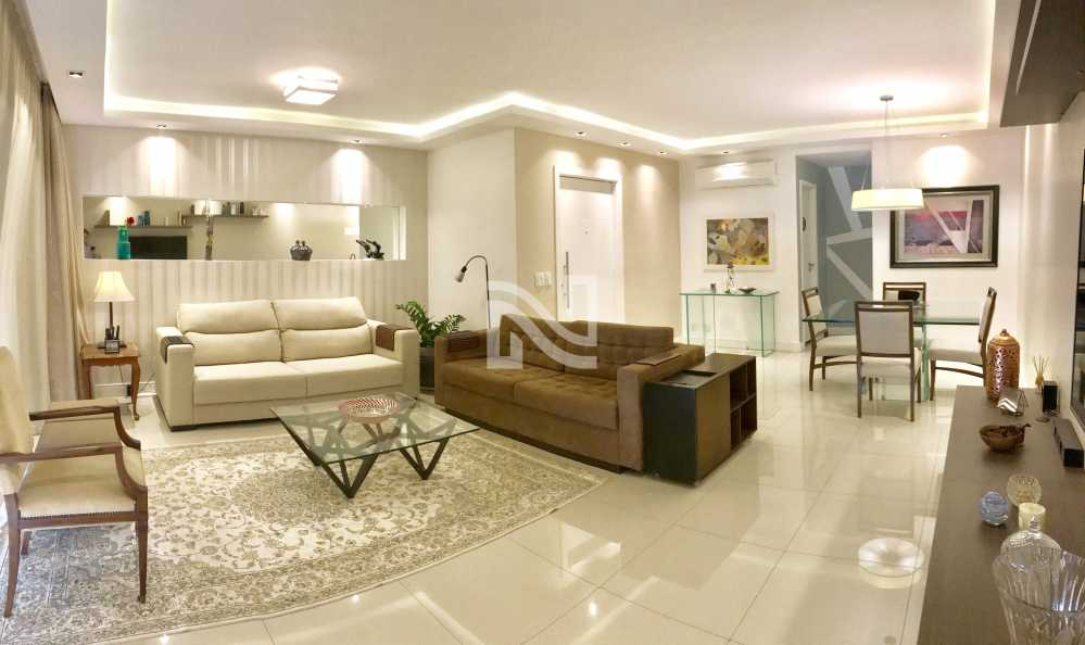 1. - Apartamento Condomínio VISTTA LAGUNA, Barra da Tijuca,Rio de Janeiro,RJ À Venda,4 Quartos,192m² - SVAP40085 - 1