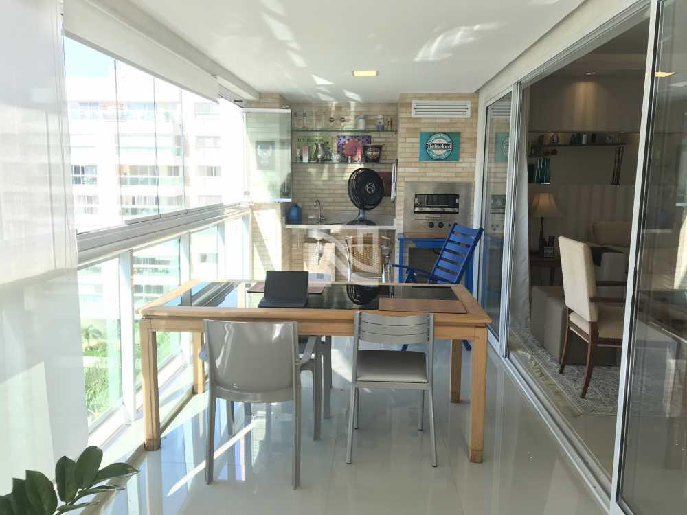 7. - Apartamento Condomínio VISTTA LAGUNA, Barra da Tijuca,Rio de Janeiro,RJ À Venda,4 Quartos,192m² - SVAP40085 - 8