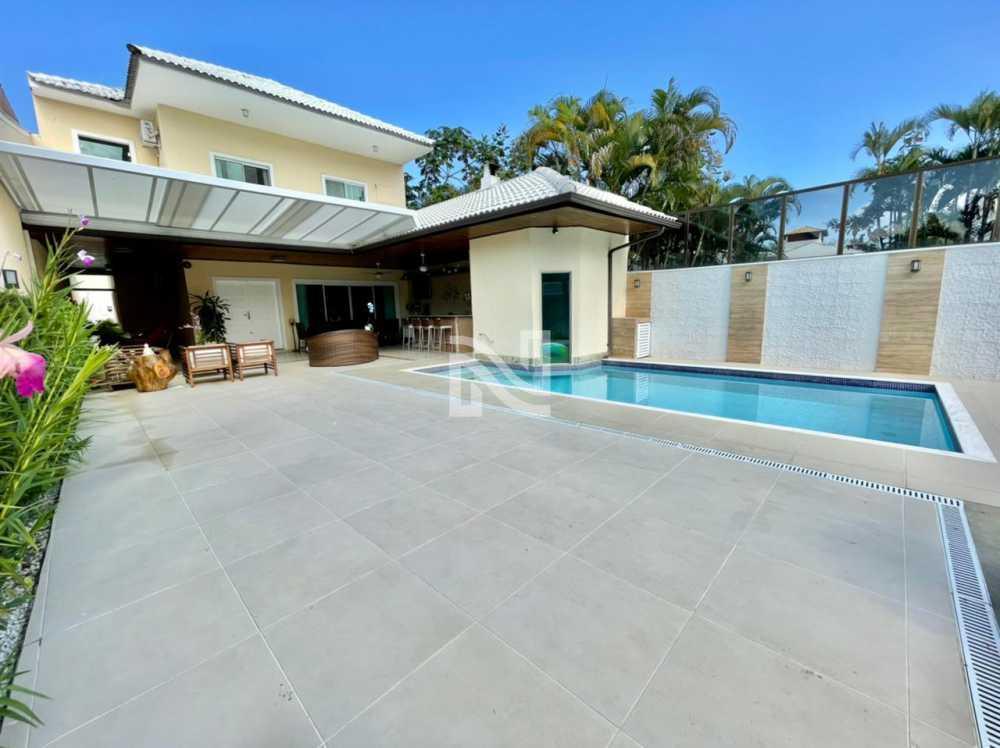 01 - Casa em Condomínio 5 quartos à venda Barra da Tijuca, Rio de Janeiro - R$ 3.250.000 - SVCN50080 - 1
