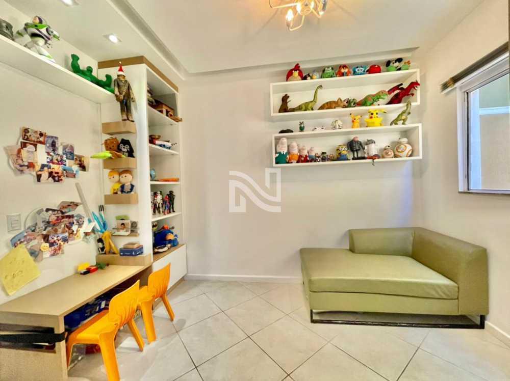 17 - Casa em Condomínio 5 quartos à venda Barra da Tijuca, Rio de Janeiro - R$ 3.250.000 - SVCN50080 - 19