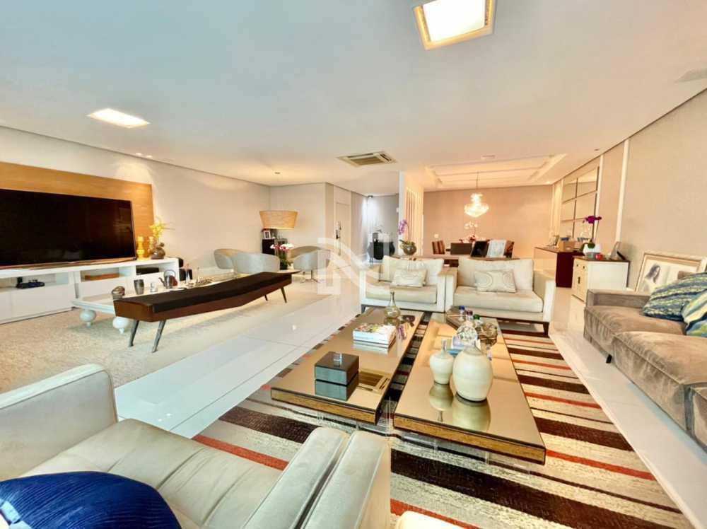 01 - Apartamento 4 quartos à venda Barra da Tijuca, Rio de Janeiro - R$ 11.900.000 - SVAP40093 - 1