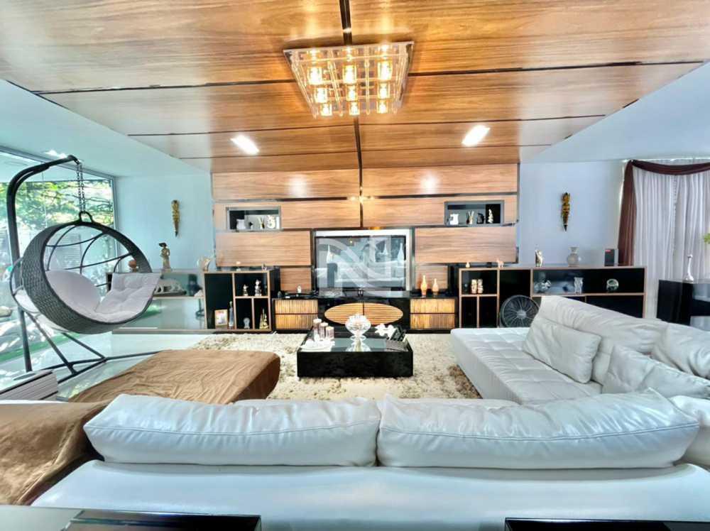 03 - Casa em Condomínio 4 quartos à venda Barra da Tijuca, Rio de Janeiro - R$ 5.800.000 - SVCN40055 - 4