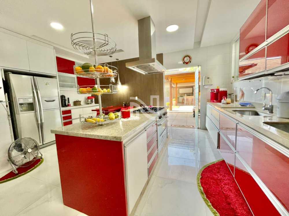 10 - Casa em Condomínio 4 quartos à venda Barra da Tijuca, Rio de Janeiro - R$ 5.800.000 - SVCN40055 - 11