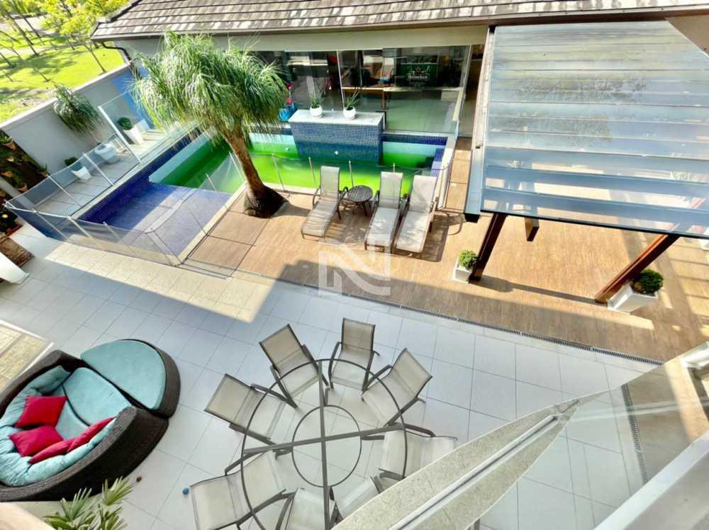 15 - Casa em Condomínio 4 quartos à venda Barra da Tijuca, Rio de Janeiro - R$ 5.800.000 - SVCN40055 - 16