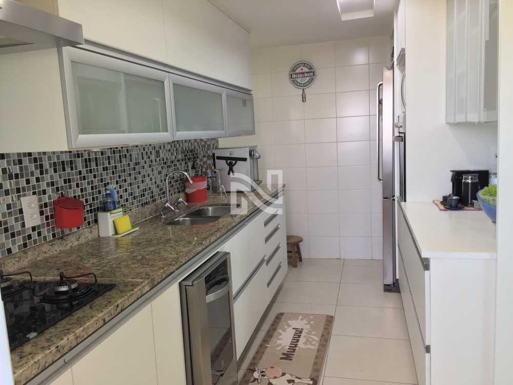 COZINHA PLANEJADA - Cobertura 4 quartos à venda Barra da Tijuca, Rio de Janeiro - R$ 1.900.000 - MC40100 - 12