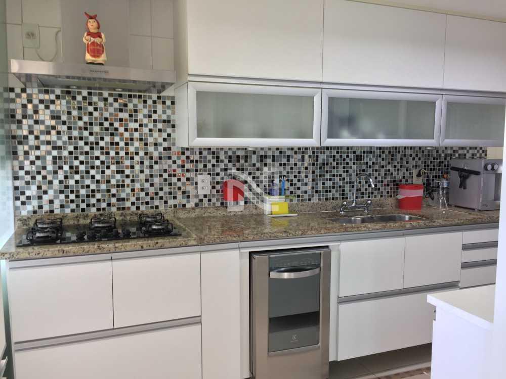 COZINHA PLANEJADA 02 - Cobertura 4 quartos à venda Barra da Tijuca, Rio de Janeiro - R$ 1.900.000 - MC40100 - 13