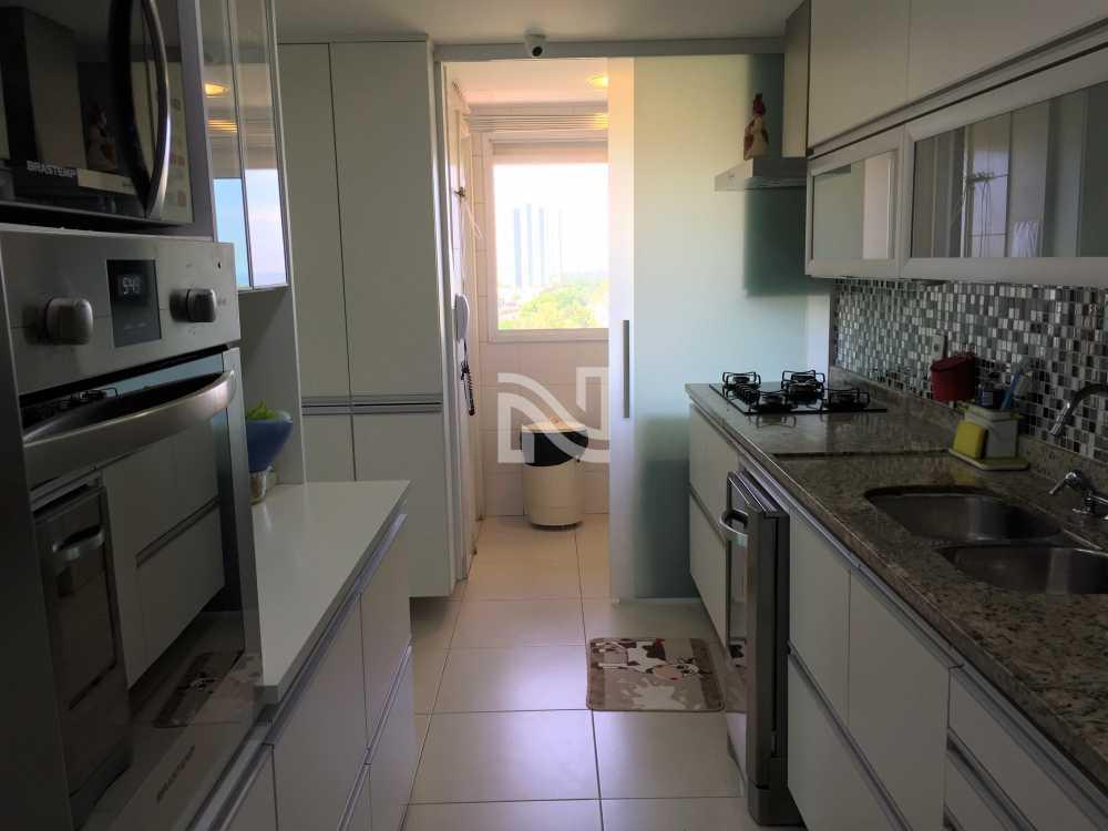 COZINHA PLANEJADA 03 - Cobertura 4 quartos à venda Barra da Tijuca, Rio de Janeiro - R$ 1.900.000 - MC40100 - 14