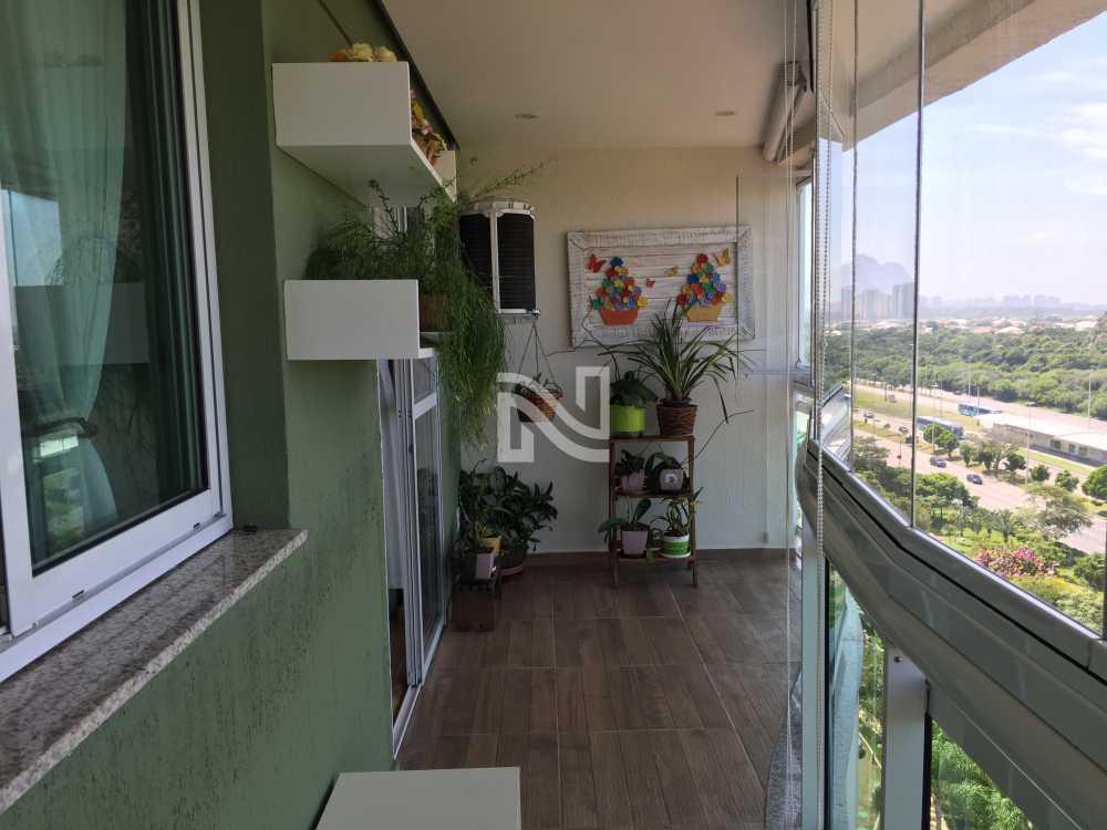 VARANDA STE MASTER - Cobertura 4 quartos à venda Barra da Tijuca, Rio de Janeiro - R$ 1.900.000 - MC40100 - 17