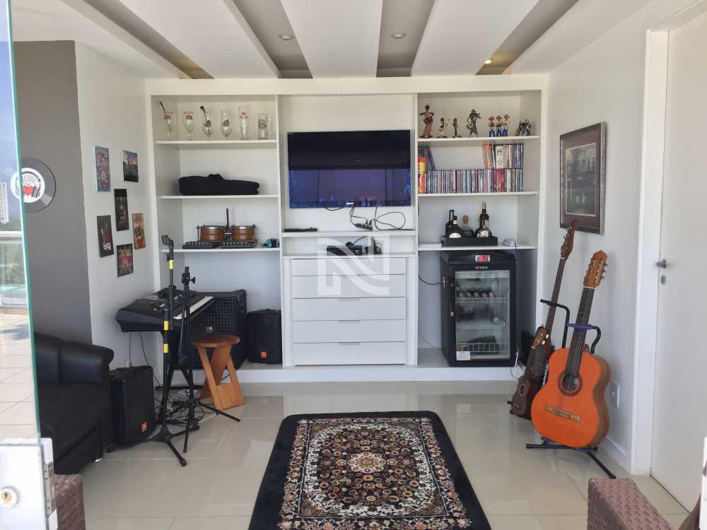 SALA ÍNTIMA - Cobertura 4 quartos à venda Barra da Tijuca, Rio de Janeiro - R$ 1.900.000 - MC40100 - 21