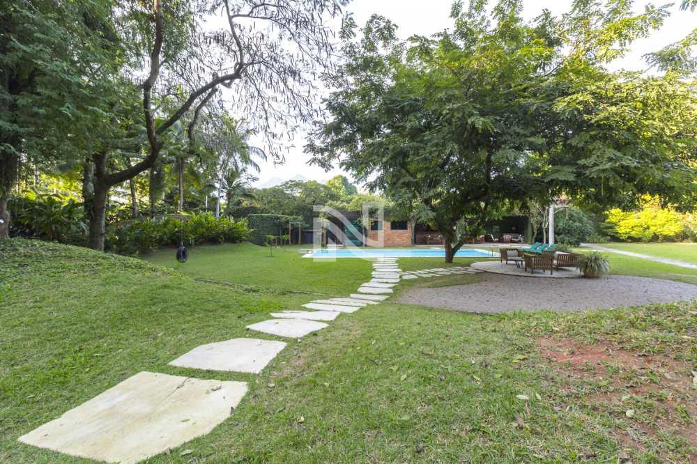 LAZER - Casa À Venda no Condomínio NUCLEO DAS MANSOES - Barra da Tijuca - Rio de Janeiro - RJ - MR40240 - 27