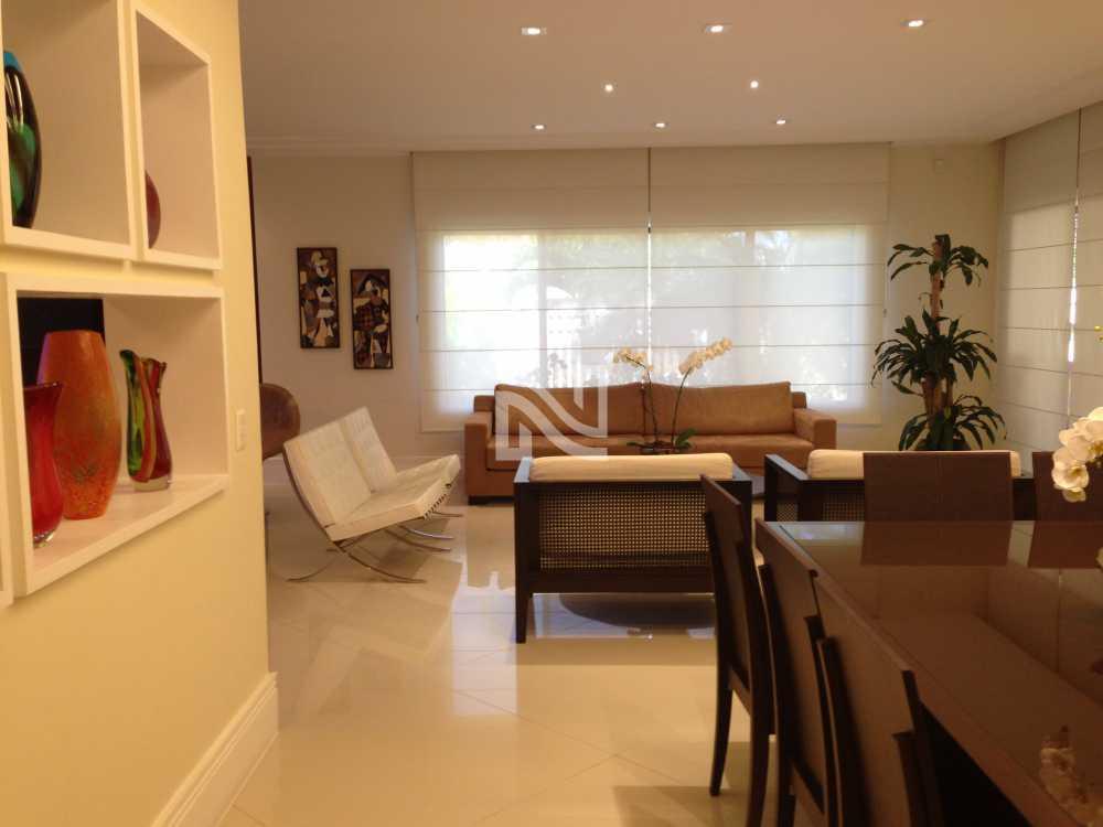 SALÂO 05 - Casa À Venda no Condomínio QUINTAS DO RIO - Barra da Tijuca - Rio de Janeiro - RJ - MR40537 - 9