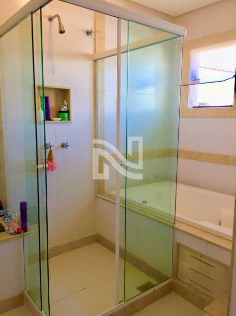 BH STE 01 - Casa À Venda no Condomínio QUINTAS DO RIO - Barra da Tijuca - Rio de Janeiro - RJ - MR40537 - 17