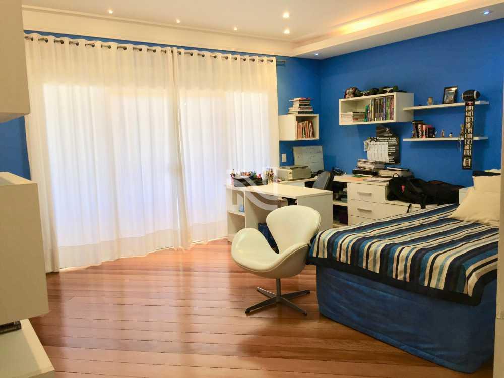 STE 02 - Casa À Venda no Condomínio QUINTAS DO RIO - Barra da Tijuca - Rio de Janeiro - RJ - MR40537 - 18