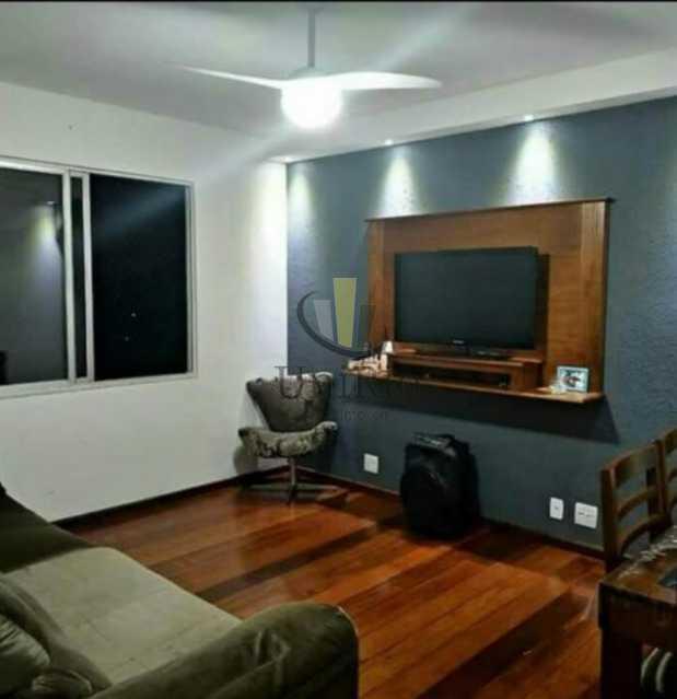 01 - Apartamento 58m², 2 quartos, pequena infra - Pechincha - RJ - FRAP20618 - 1
