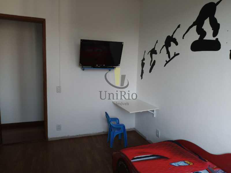 05. - Apartamento 58m², 2 quartos, pequena infra - Pechincha - RJ - FRAP20618 - 6