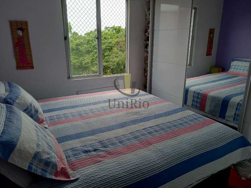 06. - Apartamento 58m², 2 quartos, pequena infra - Pechincha - RJ - FRAP20618 - 7