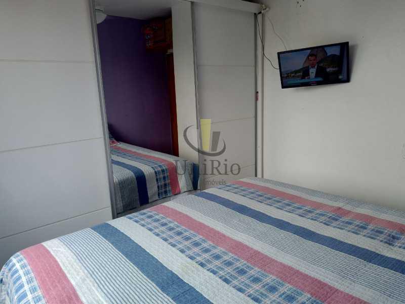 08. - Apartamento 58m², 2 quartos, pequena infra - Pechincha - RJ - FRAP20618 - 8