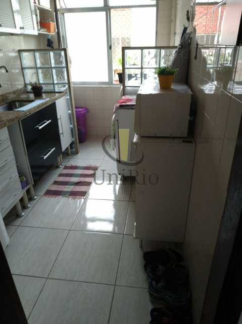 11. - Apartamento 58m², 2 quartos, pequena infra - Pechincha - RJ - FRAP20618 - 11